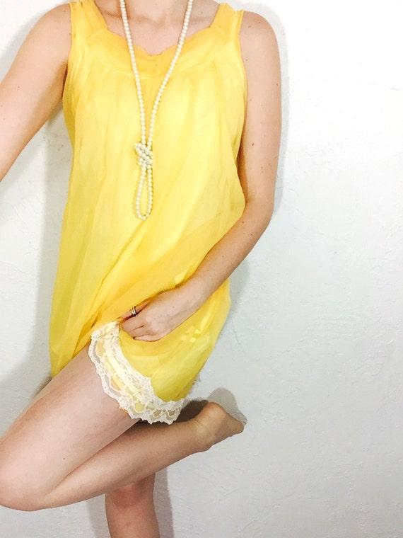 1970s Morning Light Nightgown