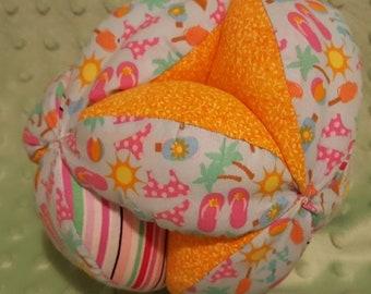 Baby Grab Ball - Flip Flops
