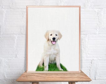 Puppy wall art / Dog home decor / Dog Print / Puppy / Dog Art / Dog Wall Decor #71