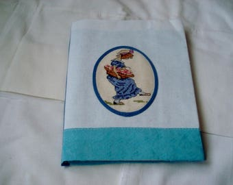 notebook covers blue Medallion