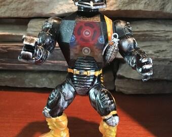 COBRA BATS Custom made from MOTU Roboto