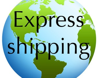 EXPRESS SHIPPING - Add this to your basket to upgrade to faster delivery