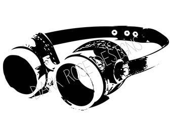 Steampunk clip art | Etsy