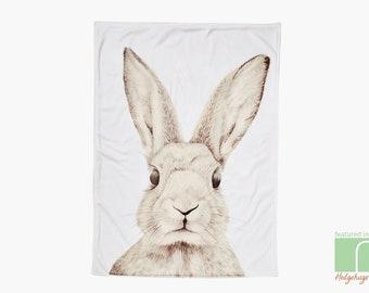 Restful Rabbit Blanket