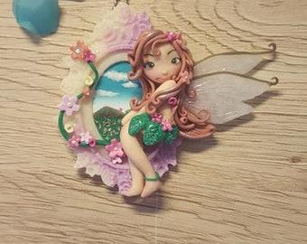 collana girl, fairy necklace