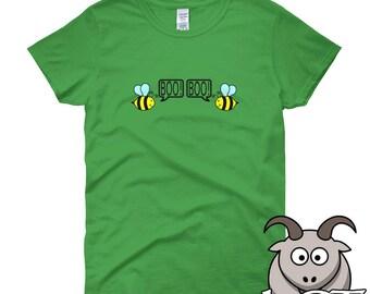 Boo Bees Shirt, Funny Shirts, Boobies Shirt, Funny T Shirts, Boobs Shirt, Funny Boobs T Shirt, BooBees Shirt, Ladies Shirt, Womens Shirt
