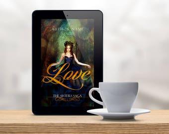 Premade Ebook Cover, Book Cover, Fantasy Book Cover, Premade Cover Design, Book Cover Design, Contemporary Book Cover, Book Cover Series