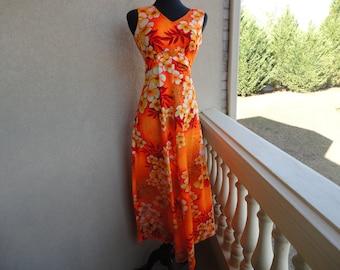 Haleaka Fashions - Hawaiian Dress