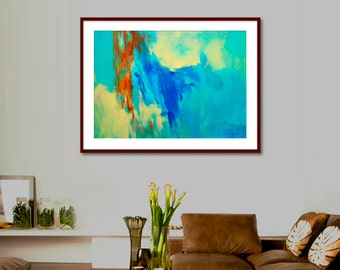 Abstract painting Abstract picture Printable Art Watercolor Abstract Original, Wall Art Prints, Modern Art Wall Decor, INSTANT DOWNLOAD.
