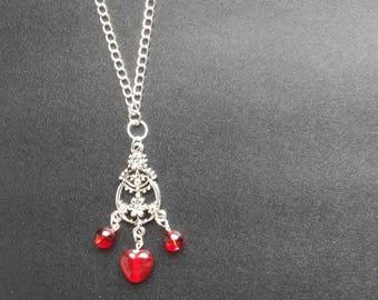 Necklace Ketting en hart