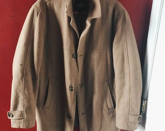 Minted Camel London Fog Coat