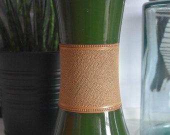 Retro Vintage 70's Stye Green vase