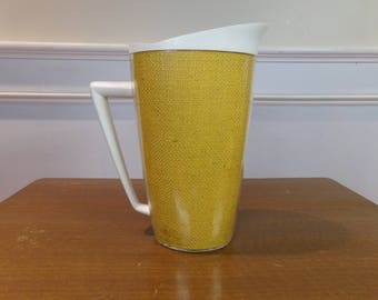 Vintage 1960's  Thermo-Temp Pitcher  Deadstock