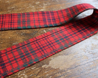 Tartan Handfasting Cloth (most tartans avaialble). Handmade in Scotland. Handfast Ceremony. Handfast Ribbon. Handfast Cord. Humanist Wedding