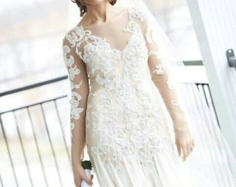 Wedding dress, Bridal gown,couture dress,bridal couture,luxury wedding dress ,ivory beaded dress