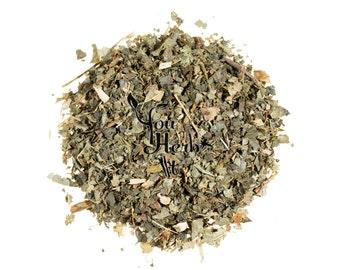 Witch Hazel Dried Loose Leaves Herb Herbal Tea - Hamamelis Virginiana