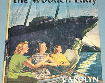 Nancy Drew #27 Secret of Wooden Lady Orig Text PC
