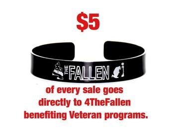 4TheFallen Memorial Bracelet