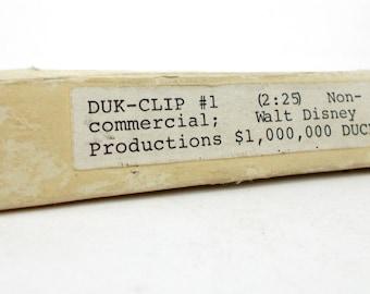 1971 Walt Disney Million Dollar Duck Non Commercial 16mm Short Clip Film