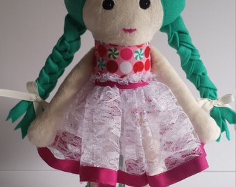 20% OFF Handmade Plush  doll