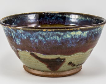 Stoneware Soup or Cereal Bowl