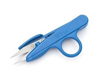 Wiss 1570b Sharp Point Quick-clip Lightweight Speed Cutting Scissor - 2 Pack