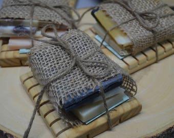 Soap Sampler Gift Set - Handmade Soap - Variety Soap Gift Set