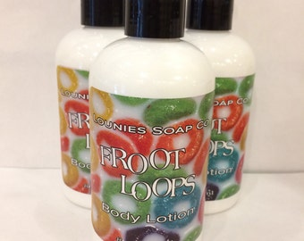 Froot Loops  Lotion