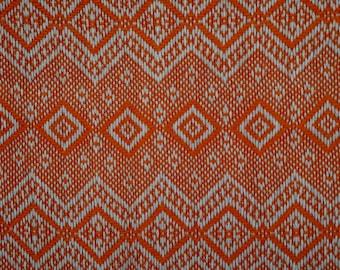 Ultra-soft Alpaca Blanket - Orange