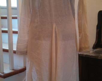 Historical Underdress Bliaut SCA Garb - Made to Order -