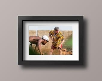 Benin Tovicklin orphan and Agribassadeur