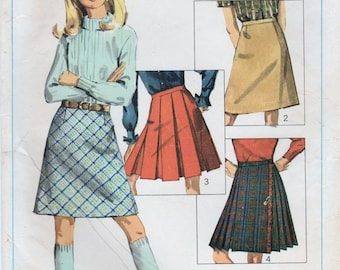 Image result for pleated skirt 1960s