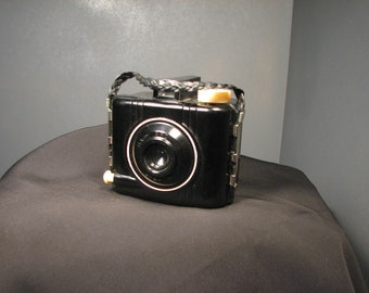 Kodak Baby Brownie Special Bakelite Camera - With box and instructions!