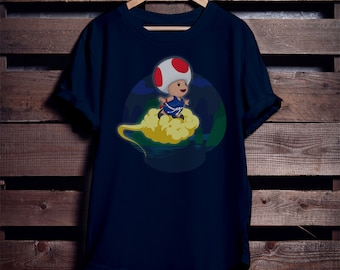 Son Toad  T-Shirt | Unisex - Women |