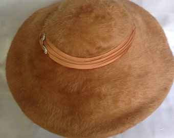 Adele Claire Wide Brimmed Hat
