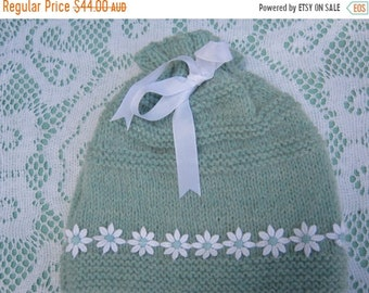 ON SALE Tea Cosy - Hand Knitted