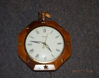1937-Vintage-United -Clock-Work