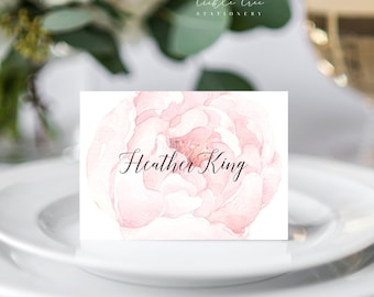 Place Cards - Pink Passion (Style 13616)