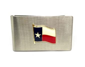 Texas Flag Money Clip – Color