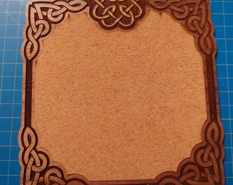 Celtic Knot Magnetic Message Board
