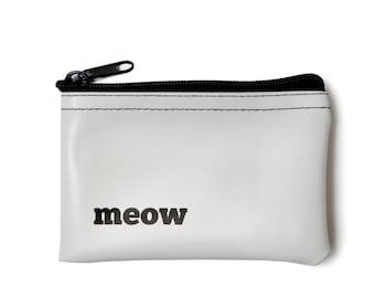 Meow Zip Tote