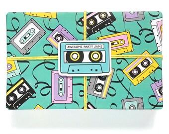 Mixtape Gift Wrap