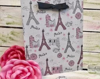 PARIS Decorating, MAGNETIC BOARD, Paris Pink, Paris Bedroom Ideas, Magnet Board Organizer, Playroom Decor, Teen Bedroom Decorating