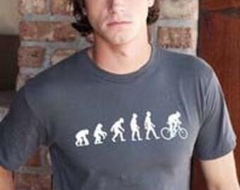 Evolution Bicycle Shirt