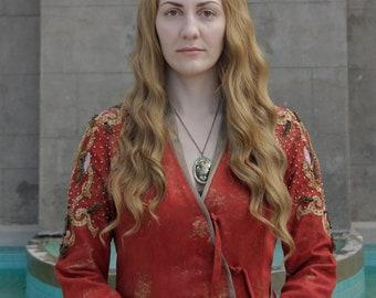 Cersei Lannister Game of Thrones Season 2 replica costume
