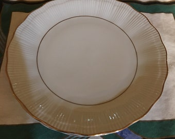 Southington Fine Porcelain EMPIRE by Baum Poland Two Dinner Plates 10\  & Formal dinner plates | Etsy