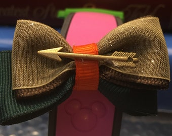 Merida (BRAVE) magic band bow