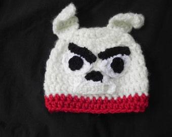 Infant Bulldog Hat Customize NEWBORN PHOTOGRAPHY