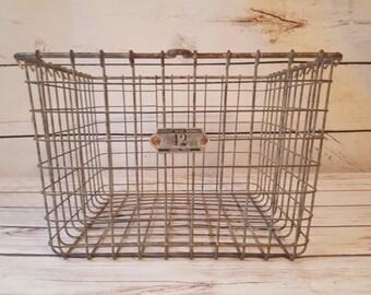 Locker Basket