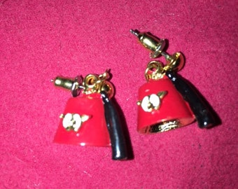 Vintage set of Shriners earrings...FREE shipping!!!
